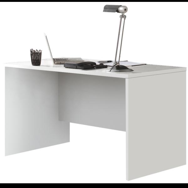 Mesa escritorio 120x60 acabado blanco