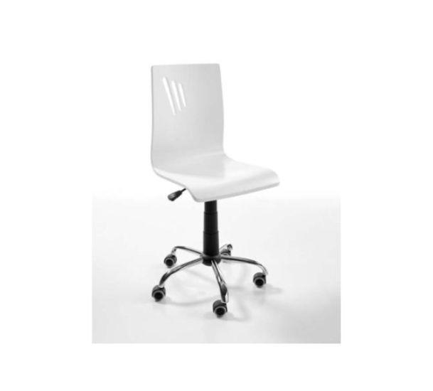 Silla escritorio mod lorea for Silla escritorio blanca