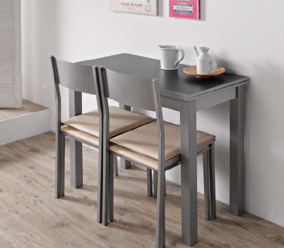 Sillas y taburetes de cocina beautiful conjunto mesa de - Fabricantes de mesas de cocina ...