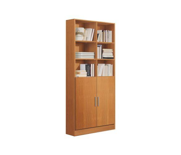 Estanter a 2 puertas 6 huecos - Puertas para estanterias ...