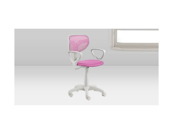 Silla escritorio modelo touch for Silla escritorio rosa