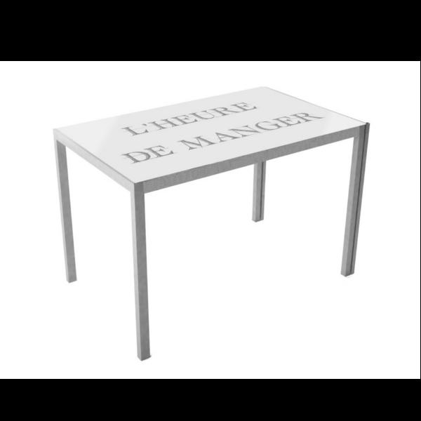 Pack asfeld mesa y sillas cocina - Conforama mesas y sillas ...