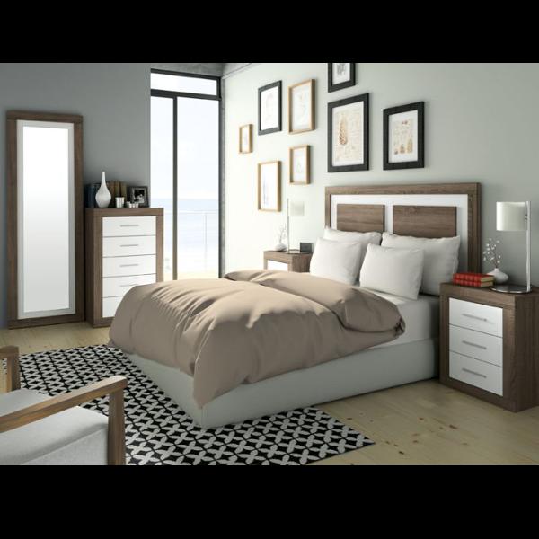 Conjunto dormitorio jordan 20 for Conjunto de dormitorio completo