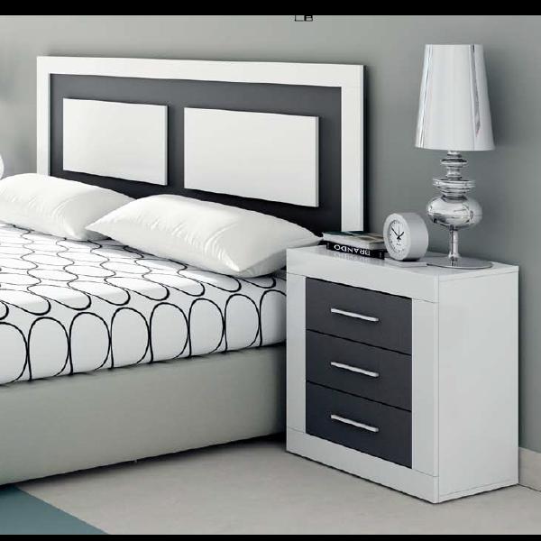 Conjunto dormitorio jordan 25 for Conjunto habitacion matrimonio