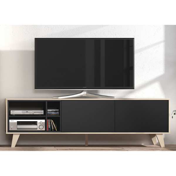 Mueble de salon TV modelo Zaiken