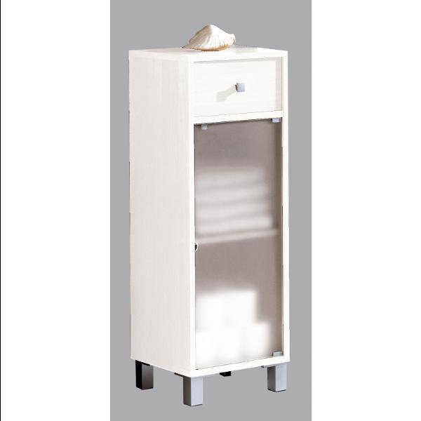 mueble bajo de ba o modelo sidney blanco