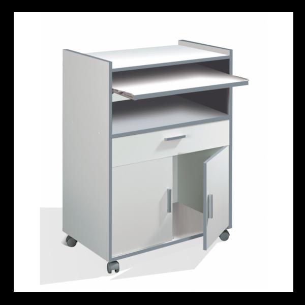 Mueble para microondas con ruedas - Mueble alto microondas ...