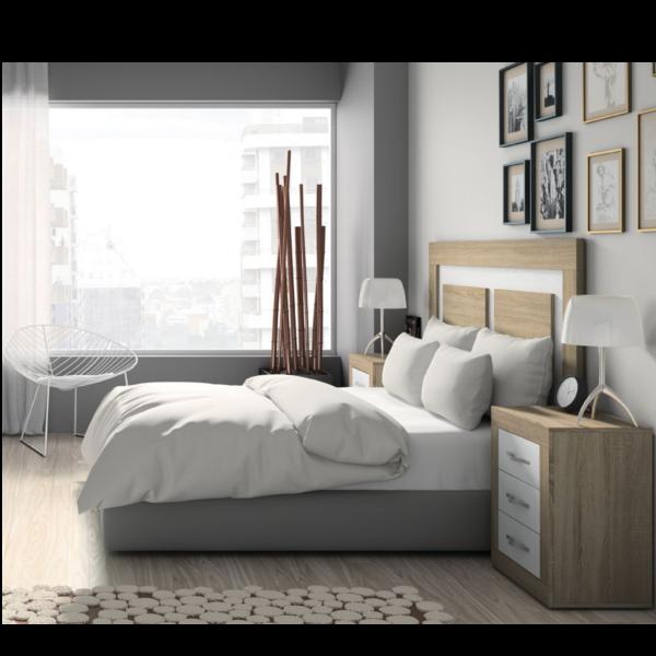 Conjunto dormitorio jordan 282 for Conjunto dormitorio