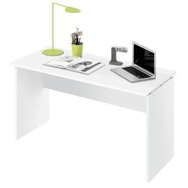MEsa despacho Teide acabado blanco brillo de Muebles Pitarch