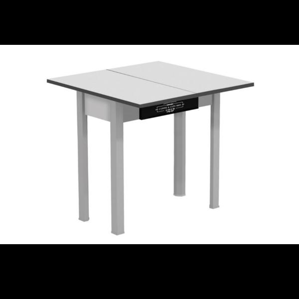 Mesa de cocina libro modelo Coffe - KitMuebles.com