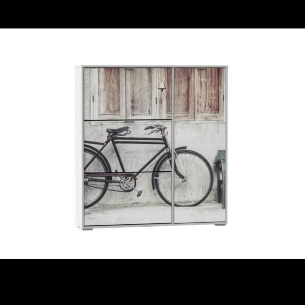 Zapatero armario 3 trampones modelo bicicleta for Zapatero gran capacidad