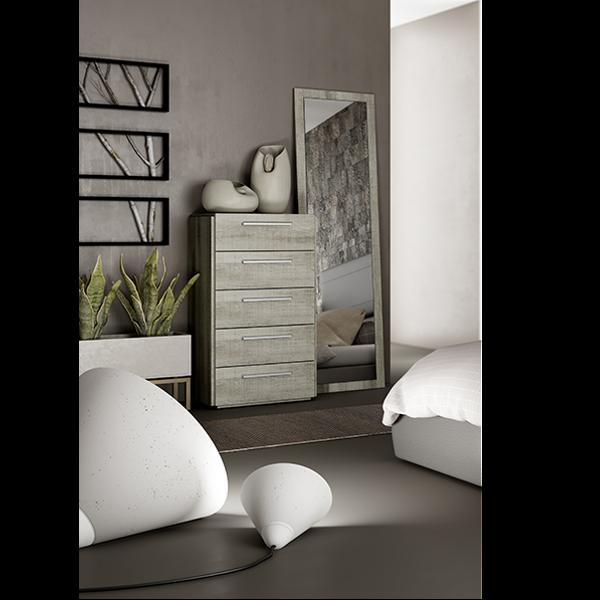 Xinfonier luxe 5 cajones de muebles azor programa Urban