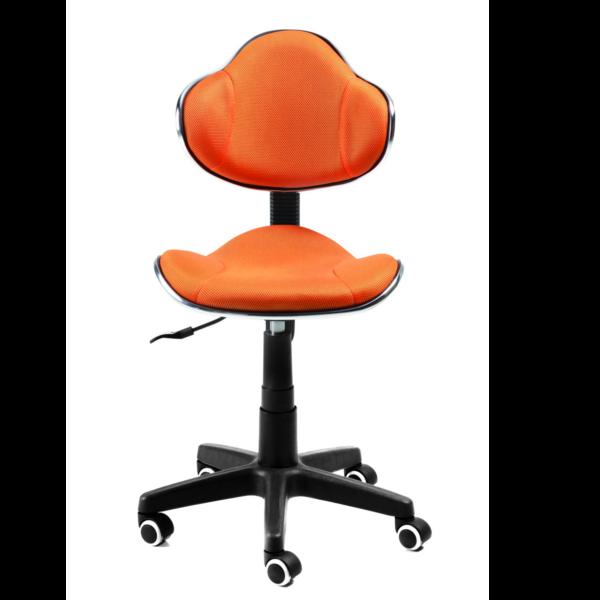 Silla de oficina bambola naranja
