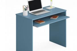 Mesa escritorio azul I-Joy