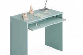 mesa escritorio verde aqua I-Joy