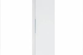 Zapatero alto 1 puerta modelo Trend, acabado blanco
