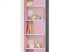 estantería terminal combinado rosa modelo parchís