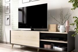 Mueble bajo tv ness