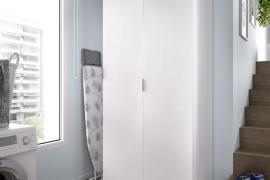 armario essen blanco 2 puertas