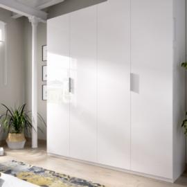 Armario Essen 4 puertas DEKIT del Grupo Rimobel acabado Blanco Brillo