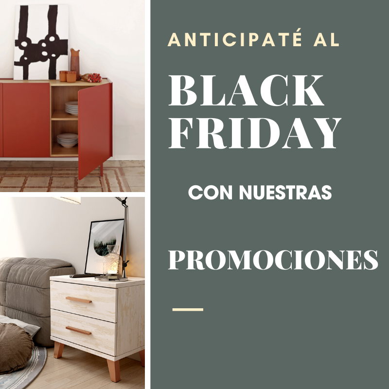 Adelantaté al Black Friday