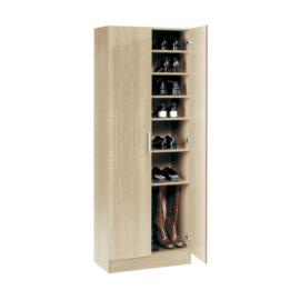 armario zapatero cambrian con estantes