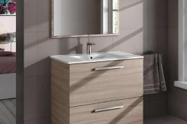 Mueble de baño con espejo y lavabo Urban Nature