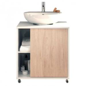 Mueble para lavabo con pedestal Sintra