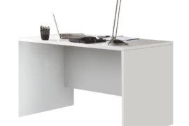 Mesa escritorio 150 acabado blanco de Gilabert